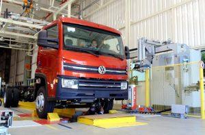 Ремонт грузовиков Volkswagen (Фольксваген)