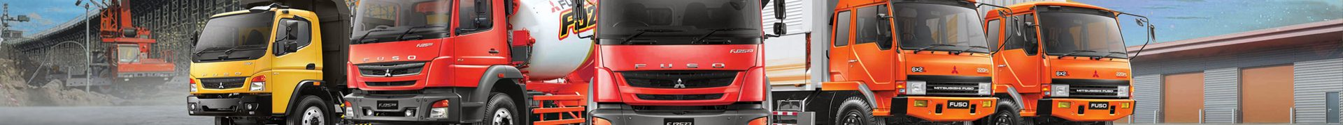 Ремонт грузовиков Mitsubishi