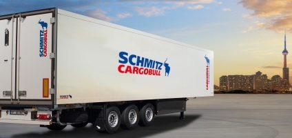 Новые прицепы для сменных кузовов и сменные кузова Schmitz для мультимодальных перевозок