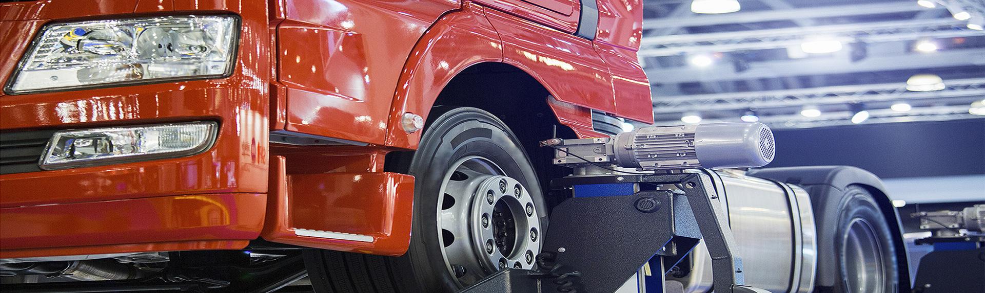 Кузовной ремонт тяжелых грузовиков