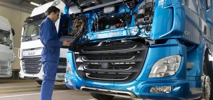 DAF Trucks получает звание Лучшей марки грузовых автомобилей для автопарков 2021 года в Ирландии