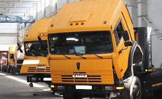 «КАМАЗ» планирует создание водородного грузовика и автобуса