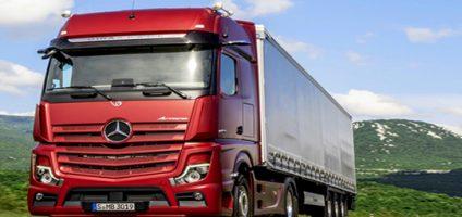 Ремонт грузовых автомобилей Mercedes-Benz