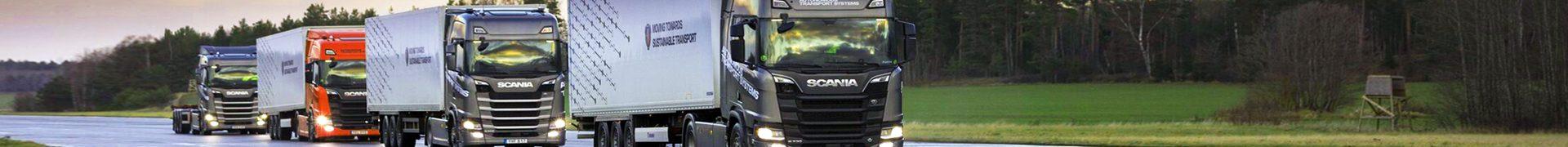 Ремонт грузовых автомобилей, автобусов Scania (Скания)
