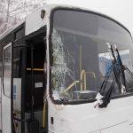 До ремонта автобуса КАВЗ