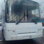 После ремонта автобуса КАВЗ