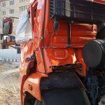 До ремонта кабины КАМАЗа