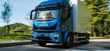 Многозадачный IVECO Eurocargo