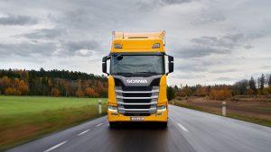 Седельный тягач Scania 540 S