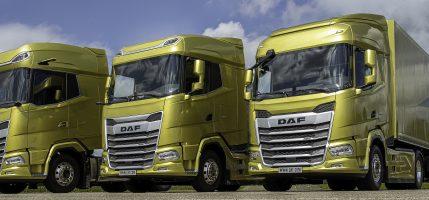 DAF представляет будущее с новым поколением XF, XG и XG⁺