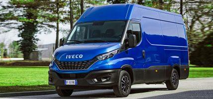 IVECO Daily полной массой 7 тонн признан лучшим грузовым шасси на конкурсе Fleet News Awards 2021